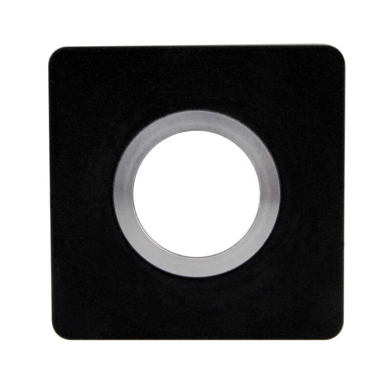 New Compur Prontor Copal #0 Lens Board 80x80mm For Horseman 45FA 45HD VH-R