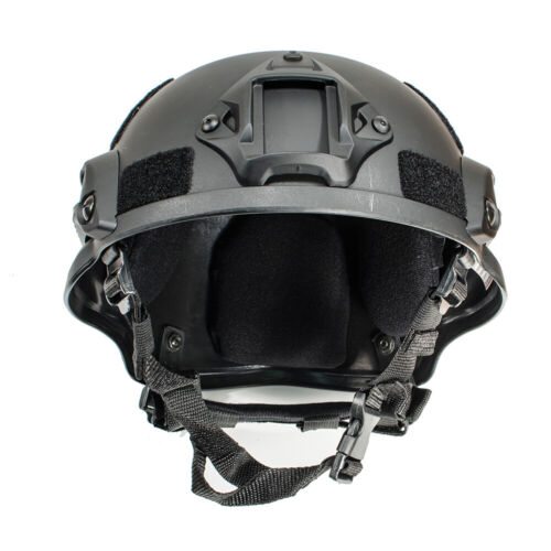 Military tactical MICH2002 Simplified Action type combat helmet airsoft