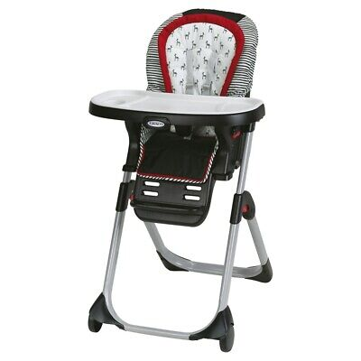 Graco DuoDiner 3-in-1 Convertible High Chair Black Zink