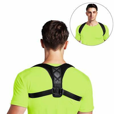 Posture Corrector Best Back Brace for Men and Women Fully Adjustable Support (Best Posture Support For Women)