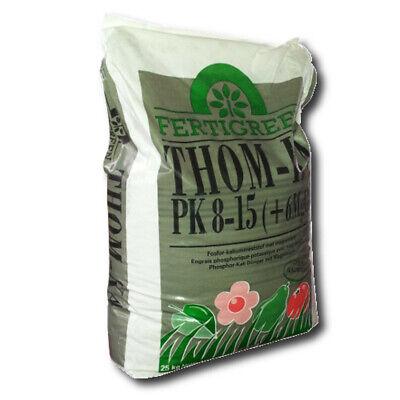 Thomaskali 25 kg PK-Dünger Garten Dünger Herbst Grund Kopf Kalium Gemüse