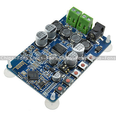 50W+50W TDA7492P Wireless Bluetooth 4.0 Digital Audio Receiver Amplifier Board C