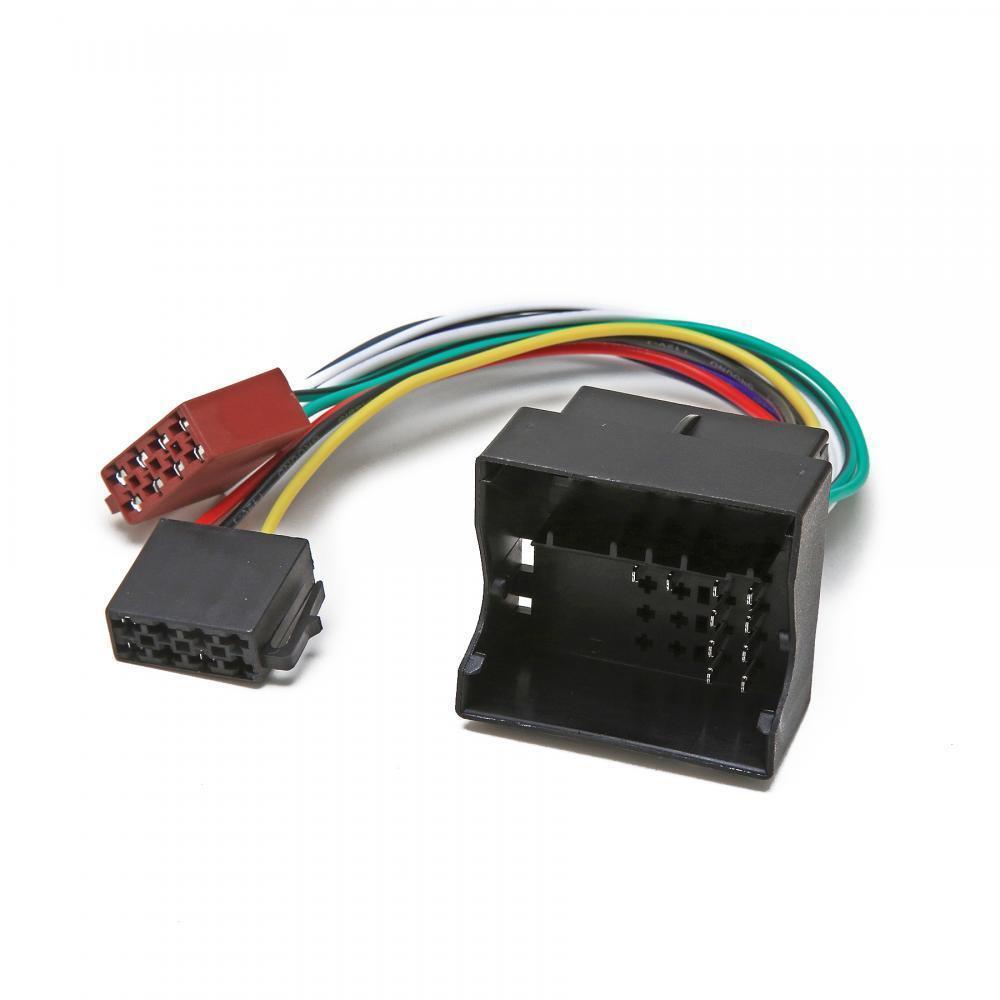 Iso Wiring Harness Connector Adaptor Stereo Radio Lead