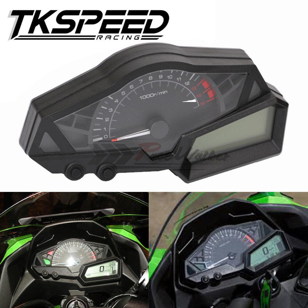 Details about For Kawasaki Ninja 300 EX300A Digital Sdometer 2013-2015 on