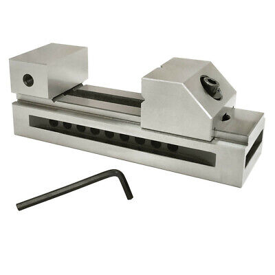 Maximum Jaw Opening 4 Inch Precision Toolmakers Vise Mill Lathe