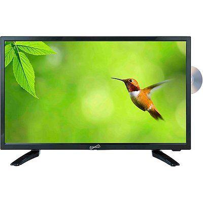 19 inch LED Widescreen HDTV/DVD Combo SC-1912