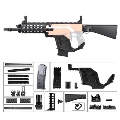 Worker4Nerf G56 Imitation Body Kit for Nerf Stryfe Foam Blaster