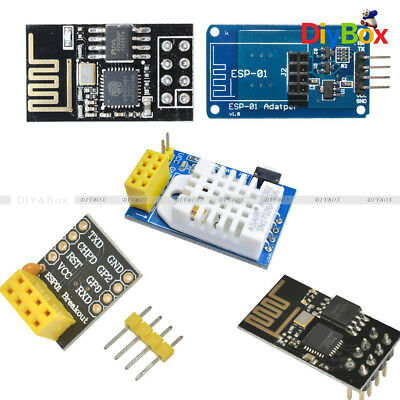 Dht22 Am2302 Esp8266 Esp-0101s Temperature Humidity Sensor Wifi Module Wireless