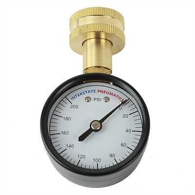 2 200 Psi 34 Ght Water Pressure Gauge - G2012-200w