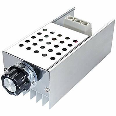 Ac 220v 10000w High Power Scr Motor Speed Controller Voltage Regulator Dimming