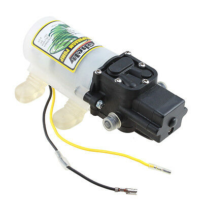 Dc 12v 45w High Pressure Micro Diaphragm Water Pump Automatic Switch 3.6lmin