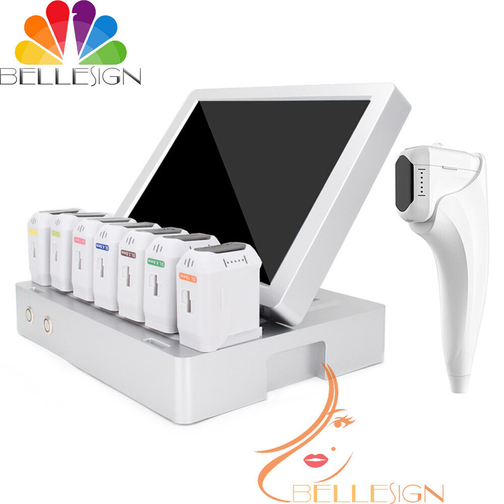 Details about 2019 Aluminum alloy High configuration high intensity focused  ultrasound 3d hifu