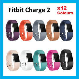 Fitbit-Charge-2-Strap-Band-Wristband-Watch-Replacement-Bracelet-Accessory
