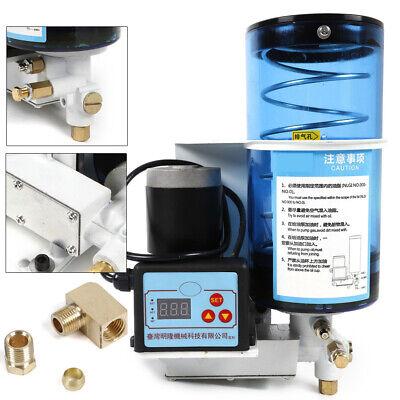Electric Grease Pump Oil Lubrication Pump Punch Butter Pump 2l 6mpa 60cc Min