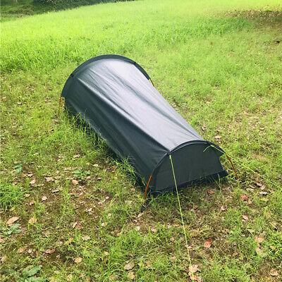Ultralight Bivy Tent Camping Sleeping Bag Tent Lightweight Single Person Tent