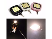 Led selfie light (for your mobile phone)