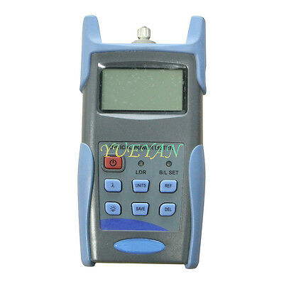 New Fiber Optic Jw3216a Handheld Optical Power Meter Tester -70 6dbm Usb