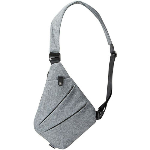 New Anti-Theft Men Backpack Tactical Chest Bag Messenger Shoulder Crossbody Bag Bags