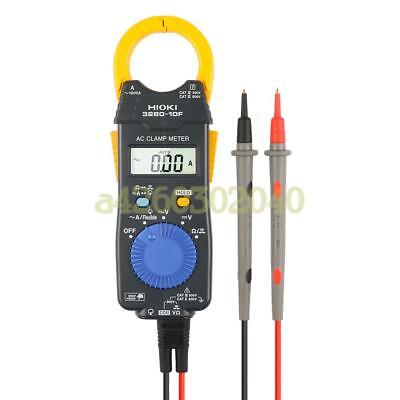 Hioki 3280 1000a Ac Current Clamp Meter With Broad Operating Temperature Range
