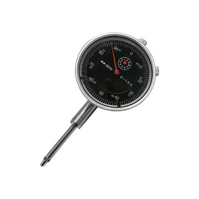 0-1 High Precision Dial Test Indicator Tool .001 Agd 2 Graduation Lug Back