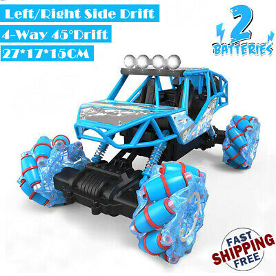 Monster Truck 2.4G RC Rock Climbing Car Off-Road Remote Control Drift Nitro Toy 1 16 Nitro Buggy