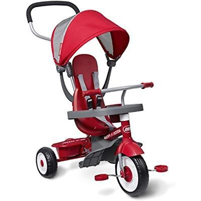 Radio Flyer Kids Tricycles 4-in-1 Stroll 'N Trike (New - 182.68 USD)
