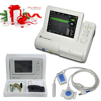Fetal Monitor Prenatal Heart Fhr Toco Fetal Movementthree-in-one Transducers