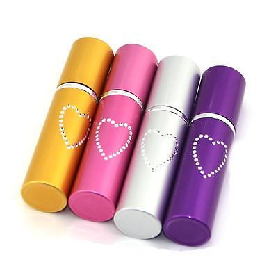 4pcs Lady Self Defense Device Lipstick Pepper Spray Gas