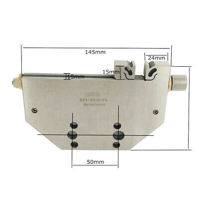 Intbuying Wire Edm High Precision Vise Stainless Steel 100mm Jaw