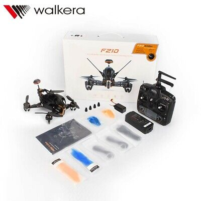 Walkera F210 3D Racing Quadcopter with DEVO 7 Transmitter Keen-to-fly - USED