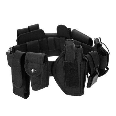 Taktische Werkzeug Gürtel Polizei Waffentasche Gürteltasche Uniformgürtel - Polizei Gürtel
