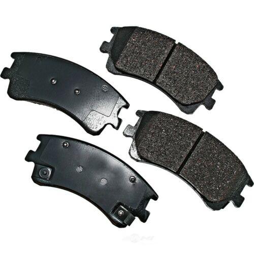 FRONT Premium Ceramic Brake Pads Fits 2003-2005 Mazda 6