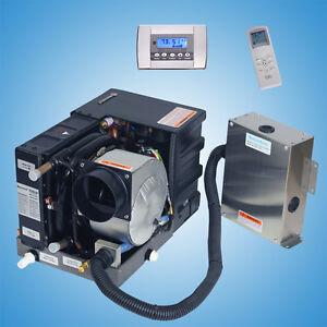 Boat Yacht Marine air conditioner & heat systems 6000 Btu 115V AC with Control