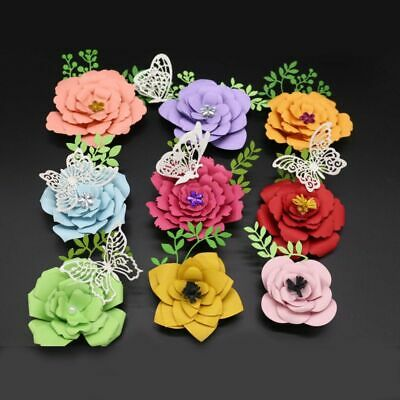 Scrapbooking Petals - Flower Petals Cutting Dies Paper Card Photo Scrapbooking Cutter Embossing Frame