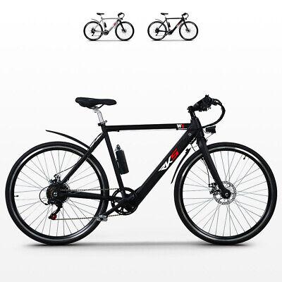 Bicicleta eléctrica ebike city bike para hombre 250W Shimano W6