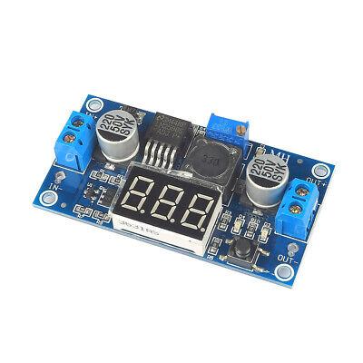 Sainsmart Lm2596 Adjustable Voltage Regulator 4.0-40v To 1.25-37v Dc 36v To 24v