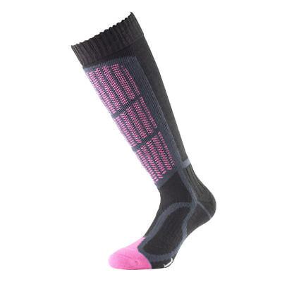 **NEW** 1000 Mile Comfort Ski Sock with Padded Shin - Ladies (Padded Ski Sock)