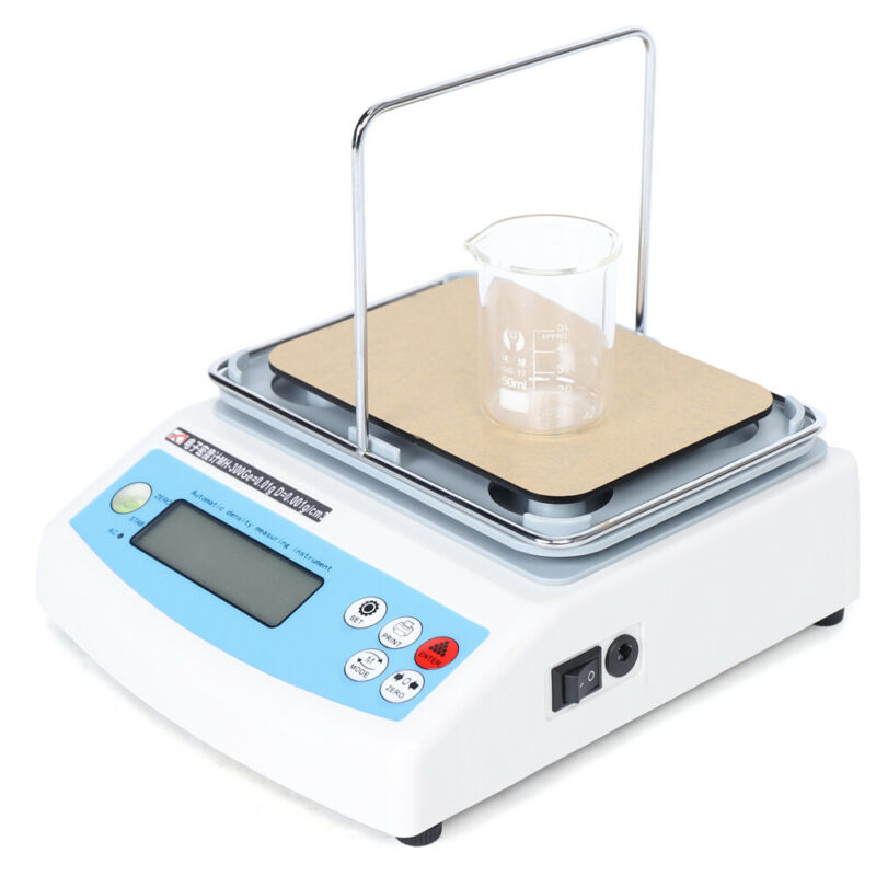 Liquid Chemical solution Densitometer Density Meter 0.001g/cm3 High Accuracy USA
