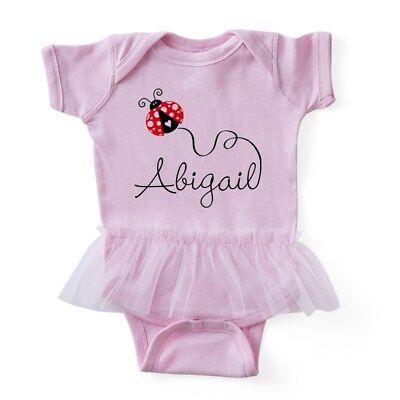 CafePress - Ladybug Abigail - Baby Tutu Bodysuit