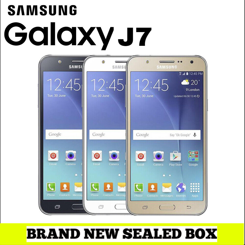 Android Phone - Brand New Samsung Galaxy J7 J700 4G LTE 16GB 13MP DualSIM Android Phone Unlocked
