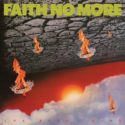 Faith No More THE REAL THING Limited Edition ROCKTOBER New Colored Vinyl LP