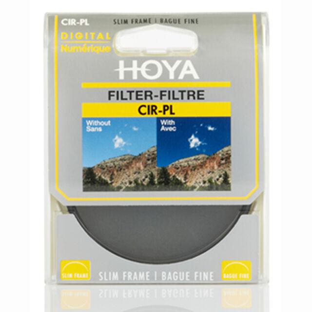 49mm HOYA CPL Circular Polarizer Slim Filter for Canon Nikon Sony Camera Lens