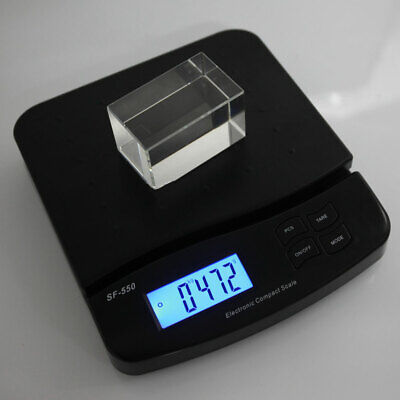Sf-550 30kg1g Electronic Mail Scale Kitchen Scale Black Adapter