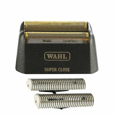 Wahl Finale Replacement Shaver Head Foil Screen/ Cutter Blade Head Shaver Blade