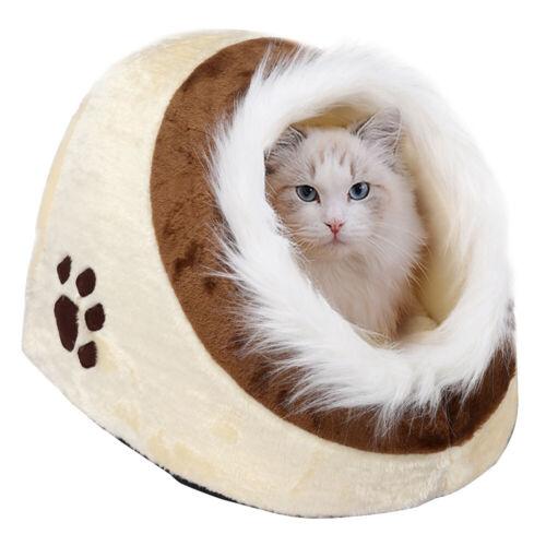 Tierbett Tierhöhle Katzenhöhle Katzenkorb Hundehöhle Hund Welpe Katze Bett Höhle