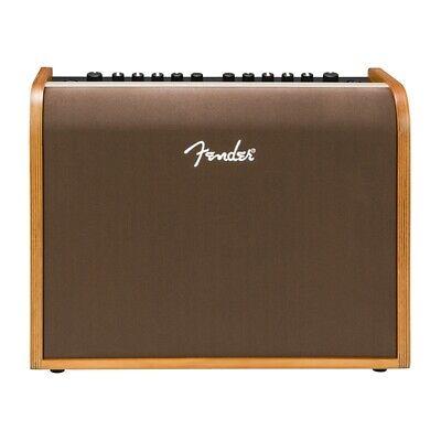 Fender Acoustic 100 Acoustic Guitar Amp Combo Amplifier, 1x8 w/ Microphone Input