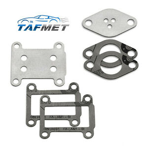 13 egr valve blanking plate gasket for fiat alfa lancia 1 9 16v 2 4 20v jtd. Black Bedroom Furniture Sets. Home Design Ideas