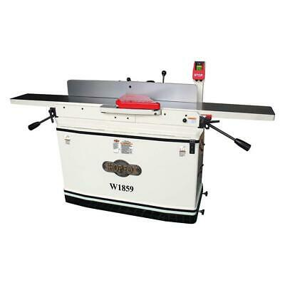 Shop Fox W1859 8-inch X 76-inch 3-hp Parallelogram Jointer W Mobile Base