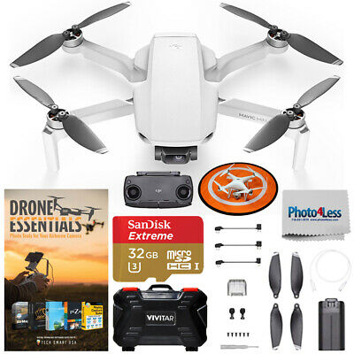 DJI Mavic Mini S Drone Quadcopter | Landing Pad | Software | 32GB SD Card Bundle