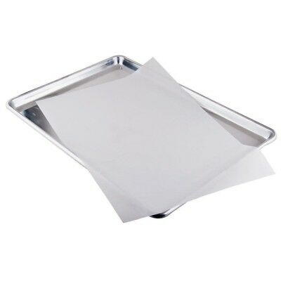 Bleached White Parchment Paper Baking Sheets Pan Liner 12x16 250 Pack